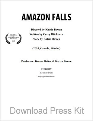 Amazon Falls Press Kit Download